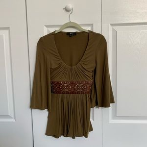 Sky top Size Small